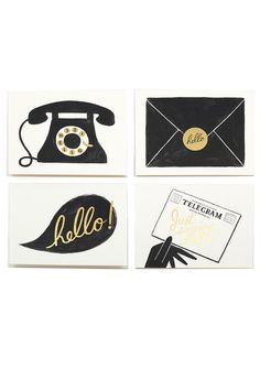 Send a classic hand-written card to an out of town friend. I love do this when there is no occasion at all to make my friends feel special and that they mean more to me than just a text.
