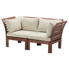 ÄPPLARÖ/HÅLLÖ Sofa combination - IKEA