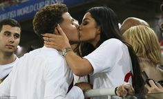 DELE Alli has flown ex-girlfriend Ruby Mae out to Madrid to watch the Champions League final with his family, according to reports. Cute Couples Football, Soccer Couples, Football Girls, Soccer Boys, Football Match, Soccer Relationships, Football Relationship, Cute Relationship Goals, Dele Alli