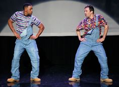 Jimmy Fallon and Will Smith Perform Evolution of Hip-Hop Dancing on The Tonight Show?Watch Now! | E! Online Mobile