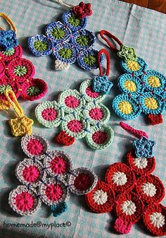 …. Christmas is approaching so quickly and my hands are so itchy to craft something for that time of the year !!!! Honestly, I have started ...