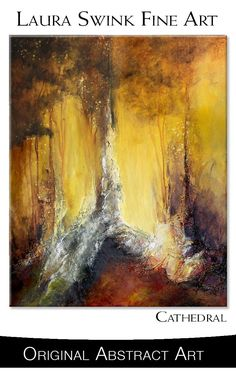 Cathedral is an original work of art, fine art painting now available directly from the artist. Medium sized artwork on canvas, original painting, abstract landscape in red and yellow. Abstract Landscape, Landscape Paintings, Abstract Art, Landscapes, Mixed Media Painting, Mixed Media Canvas, Original Paintings, Original Art, Picture Wire