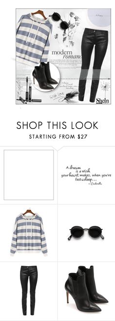 """Untitled #128"" by iris03015 ❤ liked on Polyvore featuring Acne Studios, Balenciaga, Trish McEvoy, Sheinside and shein"