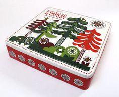 Boîte de chocolats suisses par Anna Annuka… miam !