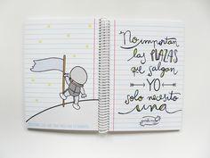 Cuaderno oposiciones / Quiérete Mucho
