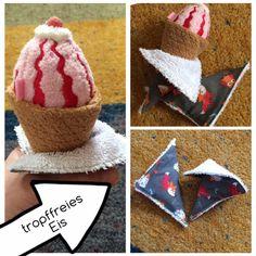 Tropffreies Eis   Herzkeks   made by Janka