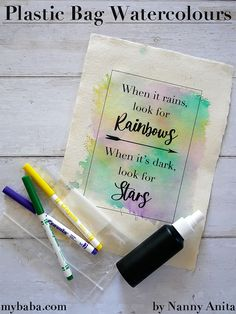 Watercolour Quotes for Father's Day | Nanny Anita | My Baba Easy Craft Projects, Easy Crafts, Crafts For Kids, Watercolor Quote, Watercolour, Handprint Poem, Photo Cubes, Fathers Day Quotes, Educational Activities