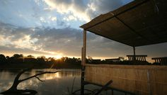 Kaingo Camp, South Luangwa, Zambia. Simply stunning camp owned and operated by Shenton Safaris.