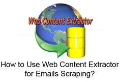 Web Content Extractor is a great web scraping software developed by Newprosoft Team. The software has easy to use project wizard to create a scraping configuration and scrape data from websites. To know more and to download this software just visit here. #Onlinedataextractor #Web #Contentextractor #Emailectractor