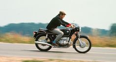A guide to investing in BMW's classic café racers   Classic Driver Magazine