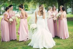 Romantically Fabulous New York Wedding from Binaryflips Photography. To see more: http://www.modwedding.com/2014/09/09/romantically-fabulous-new-york-wedding-binaryflips-photography/ #wedding #weddings #bridesmaid_dress