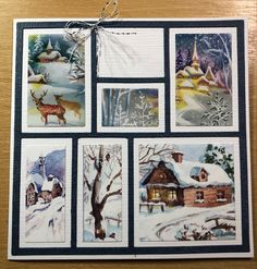 Marianne Design, Christmas Cards, Frame, Cards, Xmas Greeting Cards, Frames, Xmas Cards, A Frame, Christmas Letters