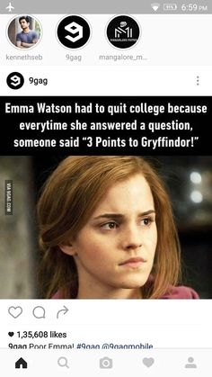 I doubt this is true, I mean, if u know her backstory in real life. . . she wouldn't quit college