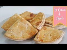 DOBLADITAS / PAN DOBLADITA / PAN CASERO DOBLADITA E39 - YouTube Chilean Recipes, Crepes, Make It Yourself, Chocolate, Ethnic Recipes, Baguette, Youtube, Gourmet, World