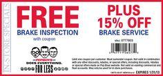 Brakes plus coupons cheyenne