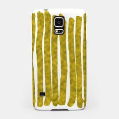 Gold Lines Samsung Case  Bright style with @liveheroes & with @anoellejay my unique art represents the environment and nature! | Fashion | Children | Home Decor @samsung