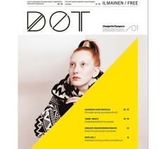 DOT DesignOnTampere lehti / magazine