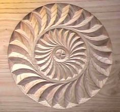 Wood Carving Patterns, Wood Carving Art, Carving Designs, Stone Carving, Wood Art, Chip Carving, Wooden Crafts, Wood Sculpture, Pyrography