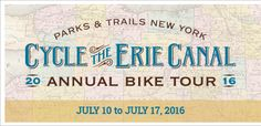 Parks & Trails New York :: Cycle the Erie Canal