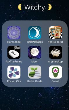 The Witch Is In • Witchy Apps