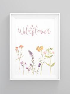 Wildflower | print