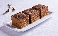 Cake Bars, Hungarian Recipes, Tiramisu, Food And Drink, Snacks, Cookies, Ethnic Recipes, Desserts, Sweet