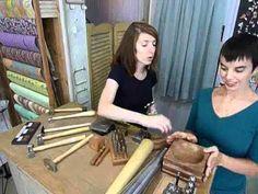 Different types of hammers used in metalsmithing - I differenti tipi di metalli usati nella lavorazione dei metalli