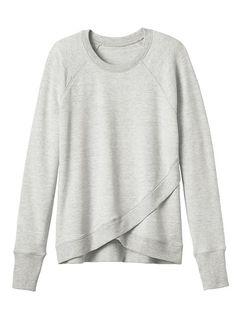 Criss Cross Sweatshirt Product Image