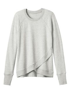 Criss Cross Sweatshirt Product Image