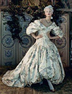 Juan Gatti for Vogue Spain - Maria Antonieta 4