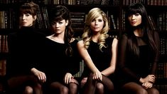 pretty little liars | VSA Oficial: Pretty Little Liars: As Liars podem ser substituidas por ...