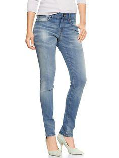 1969 destructed legging jeans Product Image