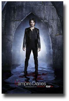 Ian Somerhalder Poster $9.84 #VampireDiaries