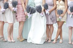bride and bridesmaids from Heritage Hall Wedding by White Linen Photographers on Style Me Pretty