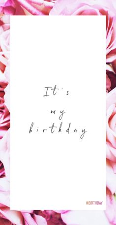 It's my birthday! Today I'm turning frases - - It's my birthday! Today I'm turning frases Birthday Ich habe Geburtstag! Happy 18th Birthday Quotes, Birthday Quotes Funny For Her, Boyfriend Birthday Quotes, Birthday Captions, Its My Birthday Pictures, 18 Birthday, Today Is My Birthday, Funny Birthday, Birthday Outfits