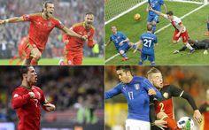 Euro 2016: Roy Hodgson, Vicente Del Bosque, Didier Deschamps and...: Euro 2016: Roy Hodgson, Vicente Del Bosque, Didier… #Euro2016