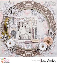 Kaisercraft - Pen and Ink - for Anna's Craft Cupboard I got to work with the fabulous Pen and Ink Collection by Kaisercraft! Now I...