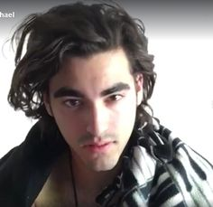 Blake Michael Facebook LS 17.03.16