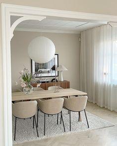 Dream Home Design, Home Interior Design, House Design, Dining Room Inspiration, Home Decor Inspiration, Home Living Room, Living Room Decor, Dining Room Design, Wabi Sabi