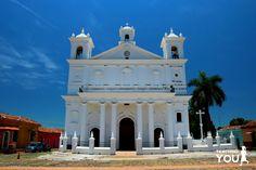Santa lucía, Church / Inglesia Santa Lucía. Suchitoto Cuscatlán, picture by Ge Ri 2015.