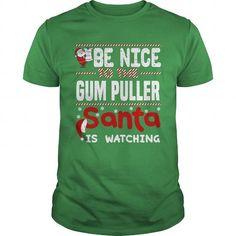 I Love Gum Puller Shirts & Tees