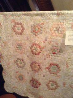Timeless Traditions: The quilt show continues....
