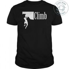Rock climbing t shirt, Bouldering tee shirt, for people who love hiking climbing or mountaineering. Simple design that shows off your love for the sport, by Mosher Mountain Gear. Retirement Party Gifts, Mountain Gear, Simple Shirts, Tee Shirts, Tees, Mountaineering, Rock Climbing, Bouldering, Simple Designs