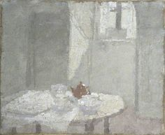 ◇ Artful Interiors ◇ paintings of beautiful rooms - Interior - Gwen John 1924