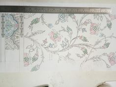 Office Desks, Stems, Art Studios, Embroidery Patterns, Stencils, Vintage World Maps, Bb, Scarves, Art Gallery