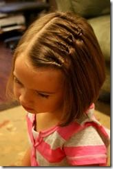 Idéias de penteados para meninas