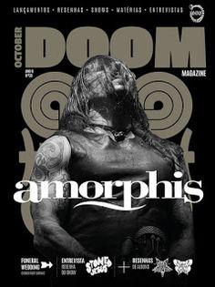 October Doom Julho 2016 | World Of Metal