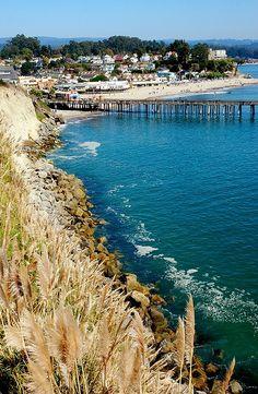 Santa Cruz, California.  Lovely                                                                                                                                                                                 More