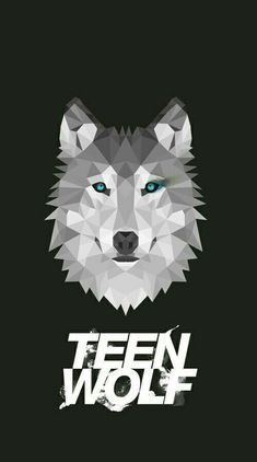 Image discovered by Find images and videos about wallpaper, teen wolf and wolf on We Heart It - the app to get lost in what you love. Teen Wolf Poster, Teen Wolf Art, Teen Wolf Dylan, Teen Wolf Stiles, Teen Wolf Malia, Teen Wolf Memes, Tenn Wolf, Geometric Wolf, Wolf Wallpaper
