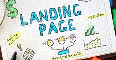 国内外で、近年非常に良く見られるランディングページのレイアウト/デザインをインフォグラフィックでご紹介